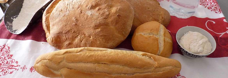 Panadería Federico en Trevélez